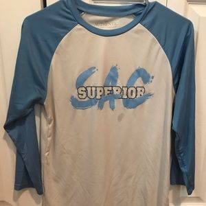 Superior SAC 3/4 Length Sleeve Shirt